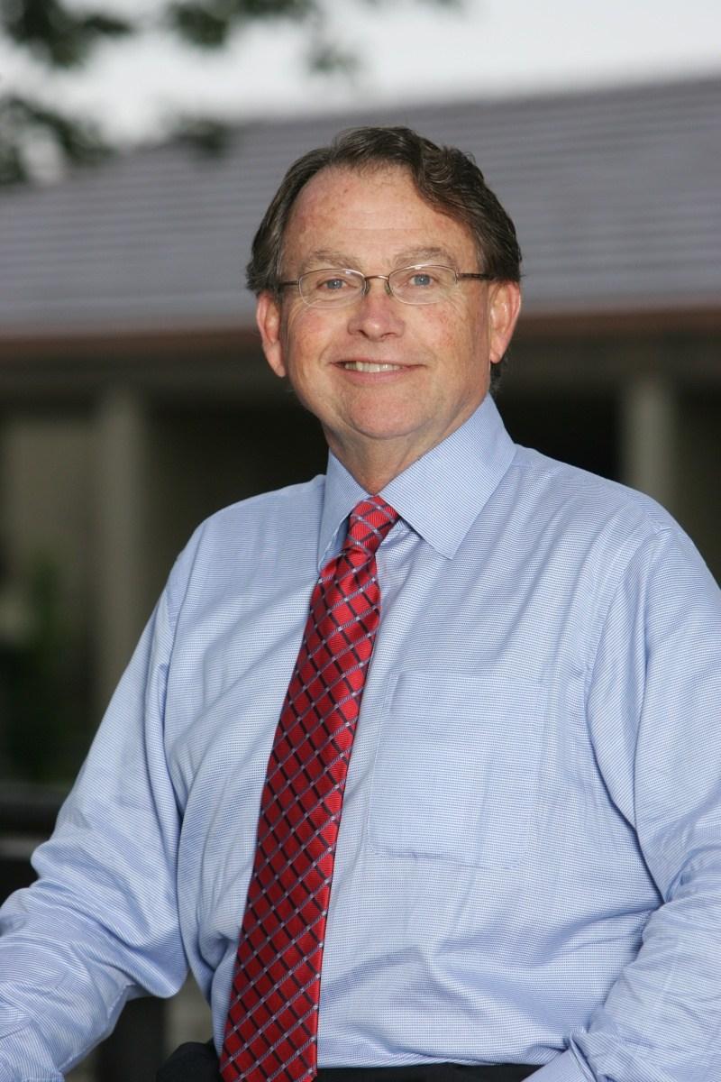 photo of principal dave flynn