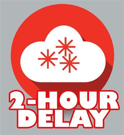 2-Hour Delay - Thursday, April 19 Featured Photo