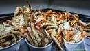 Photo of crabs