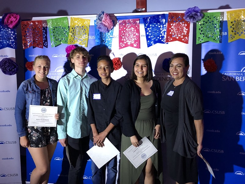 Inland Empire Foreign Language Association Award Winners Featured Photo
