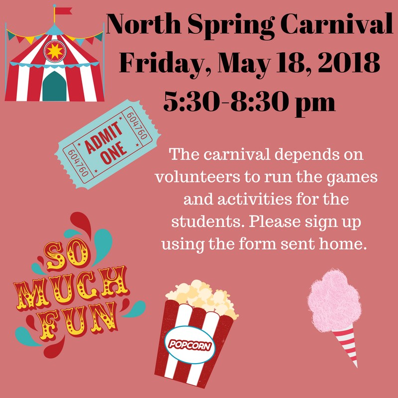 North Spring Carnival Featured Photo
