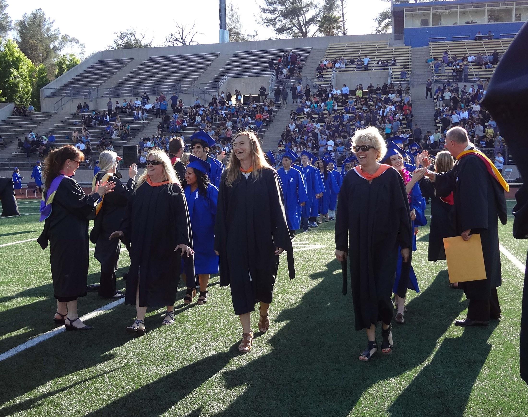 Bowman Graduation