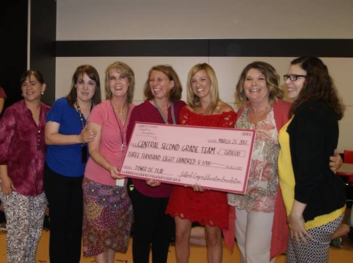 LCEF Awards Over $70,000 in Grants to Pirate Educators Thumbnail Image