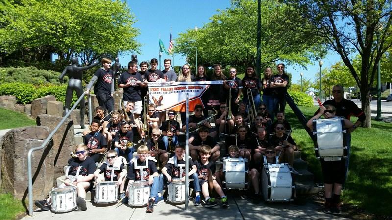 WVSD Beginning Band photo