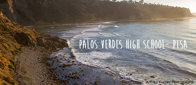 PVHS PTSA - photo of ocean and cliffs