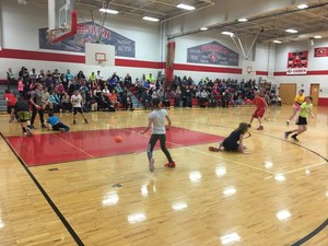 Photo of Dodgeball Tournament