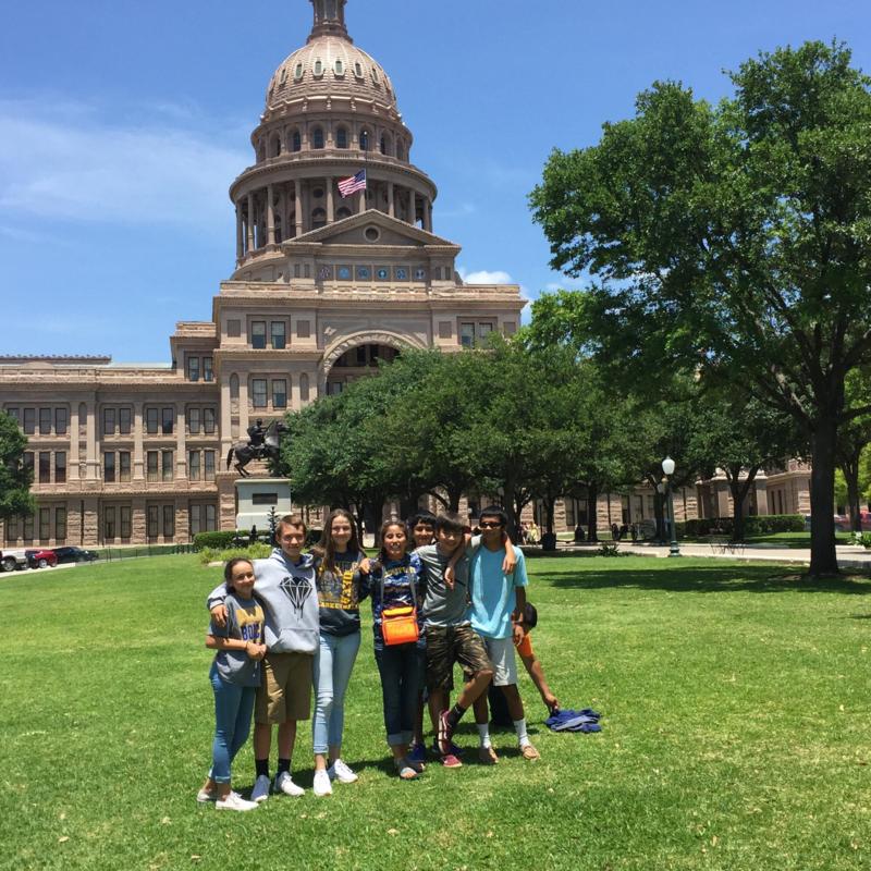 7th Grade in Austin
