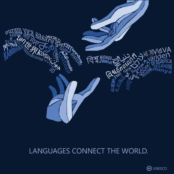 languages connect the world
