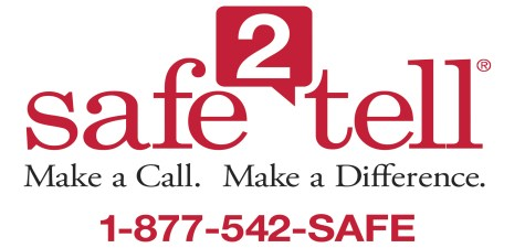 Safe to tell logo