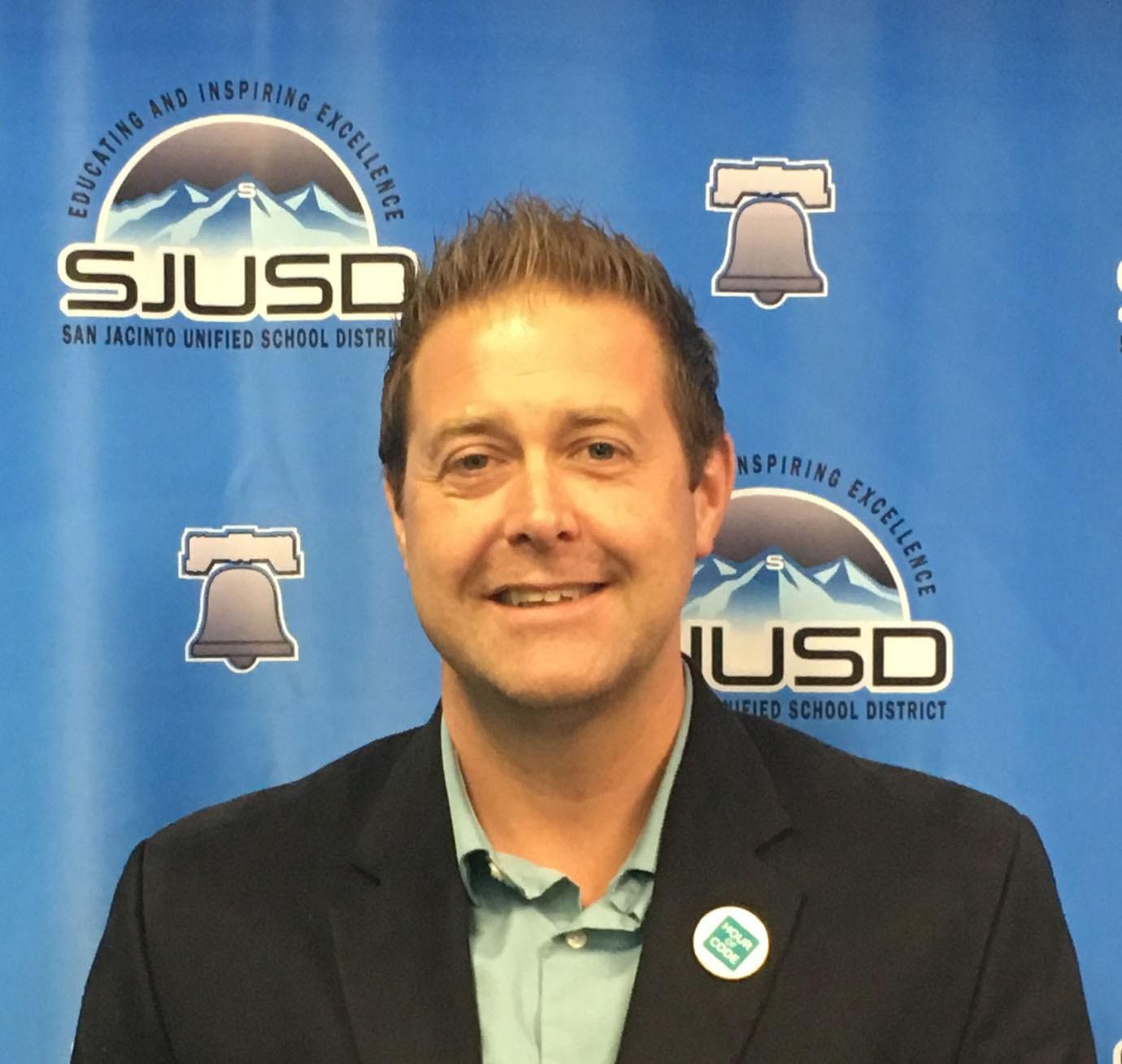 David Sheiner, Coordinator of Education Technology