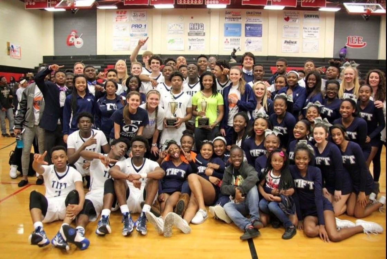 2015-16 Region 1-AAAAAA Champions - Girls & Boys Basketball