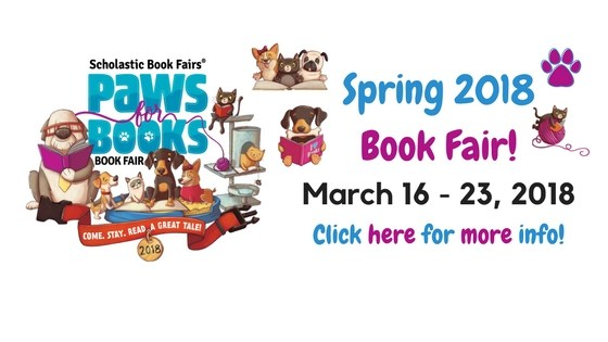 Spring 2018 Book Fair