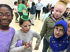 Elementary Saint Patrick;s Party
