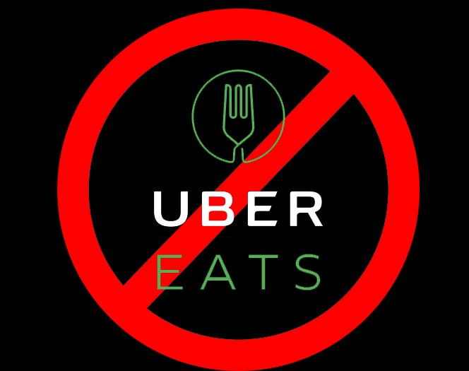 Liberty no longer accepts deliveries by Uber Eats Thumbnail Image