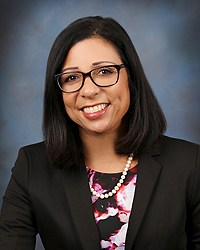 Portrait of Arleen Sanchez