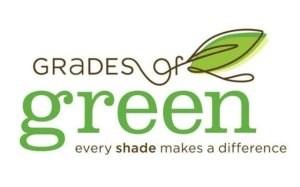 grades and green logo