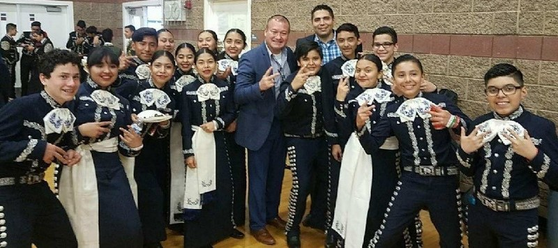 Orr Mariachi Estelar Earns First Place! Featured Photo
