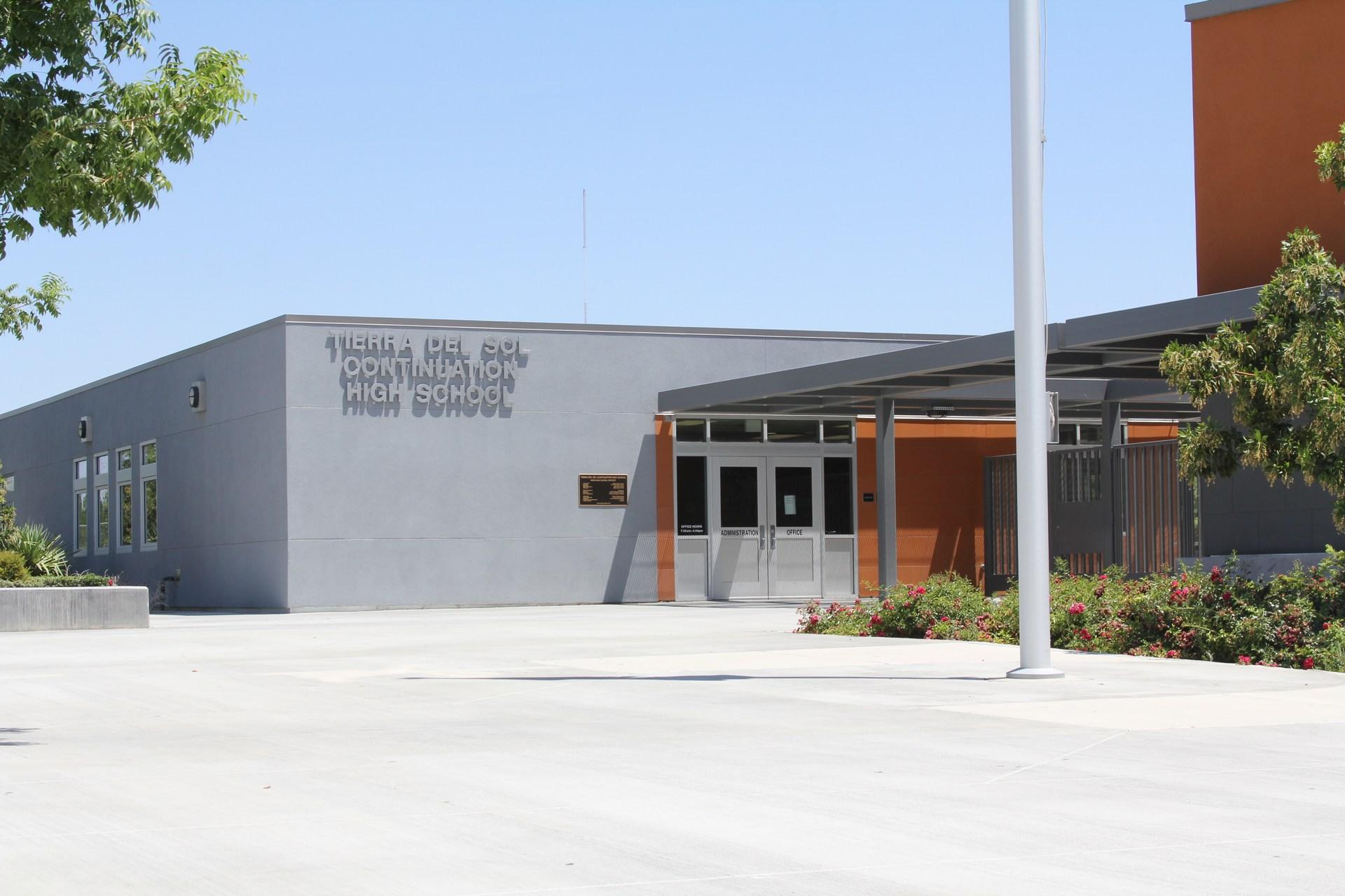 Tierra Del Sol Main Entrance