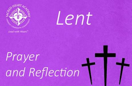 A Lenten Prayer and Reflection Featured Photo