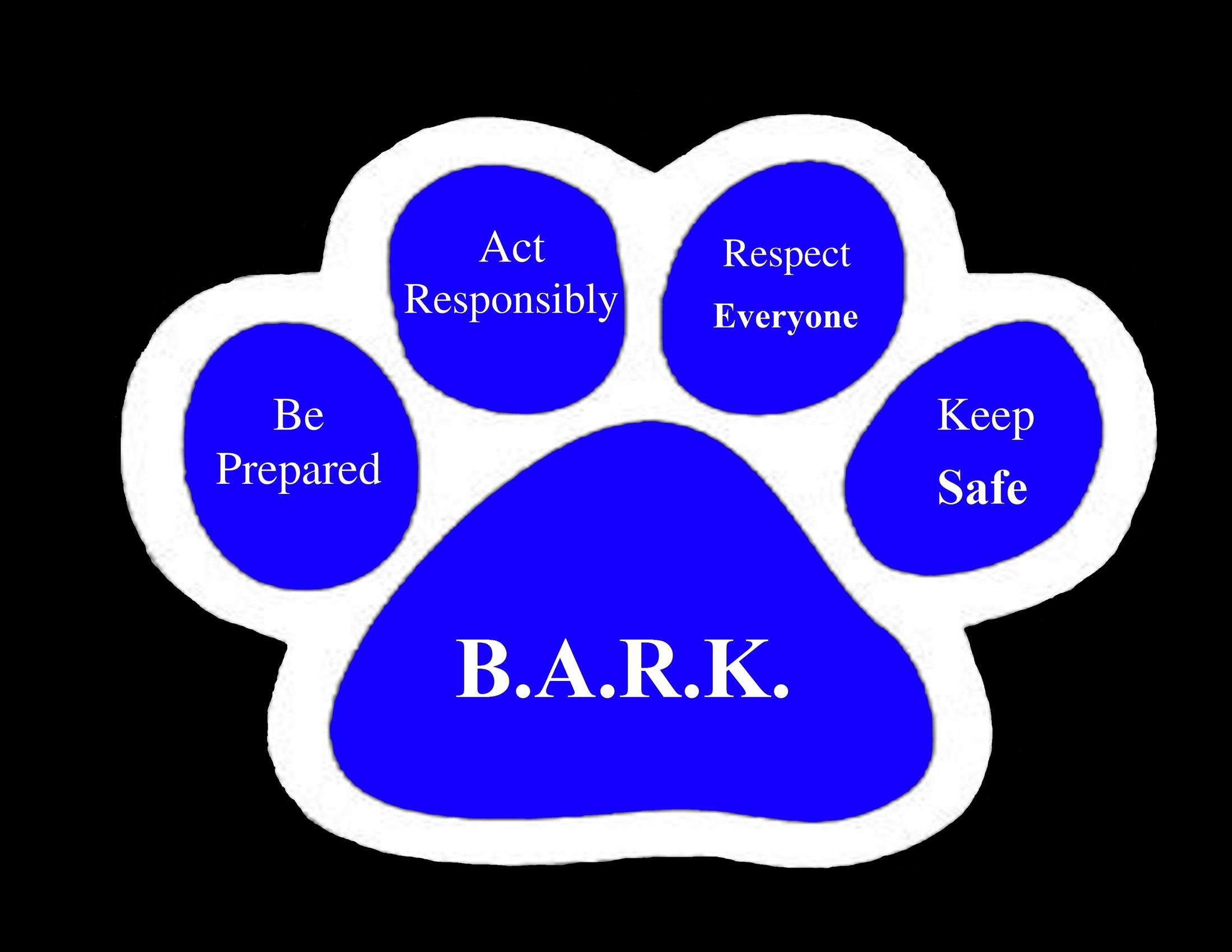 B.A.R.K. Motto