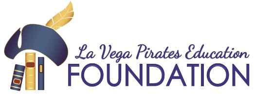 La Vega Pirates Education Foundation logo