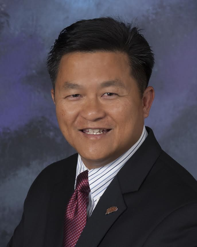 Photo of Board Vice President Cung Nguyen.