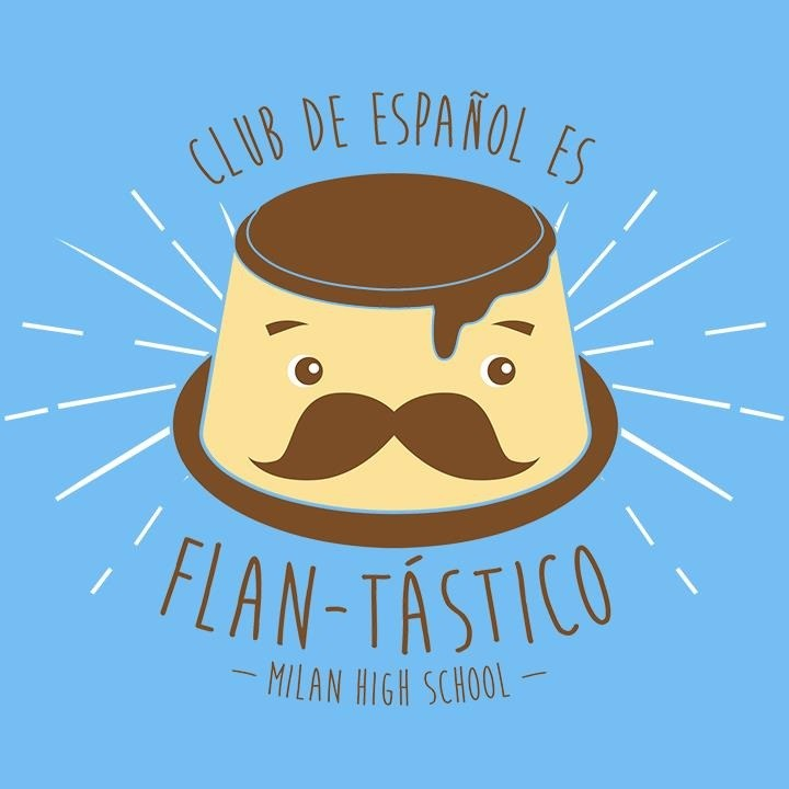 Spanish Club T-shirt Design