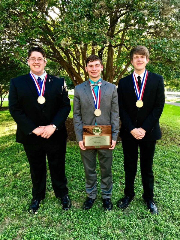 Leon HS Speech and Debate finishes Second in State!!! Featured Photo