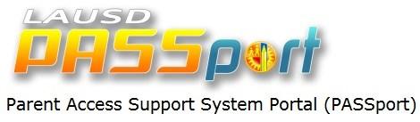 LAUSD PASSport Logo