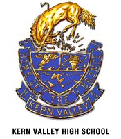 Kern Valley High School Logo