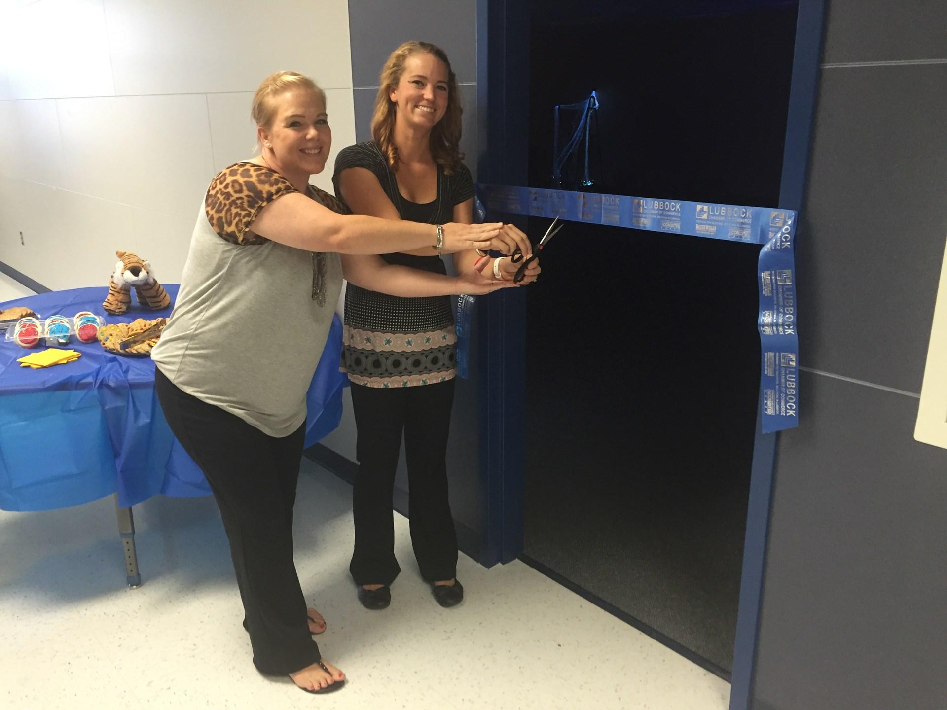 Legacy Elementary Life Skills Motor Room
