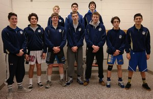 State Qualified Wrestlers