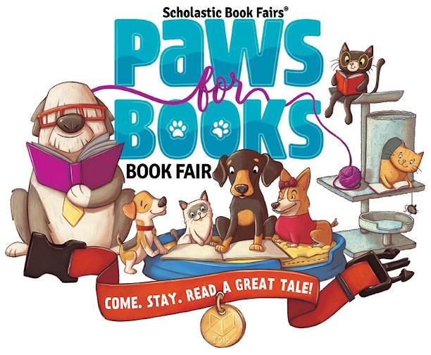 Spring Scholastic Book Fair: