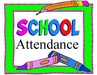 Clip Art Says School Attendance