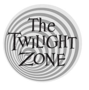 Watch the trailer for Drama Lab's production of The Twilight Zone ! Thumbnail Image