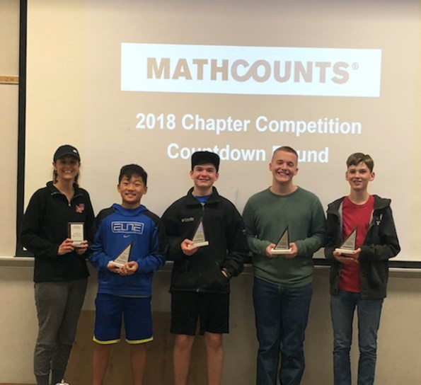 LCMS Pirates State-Bound in MATHCOUNTS Thumbnail Image