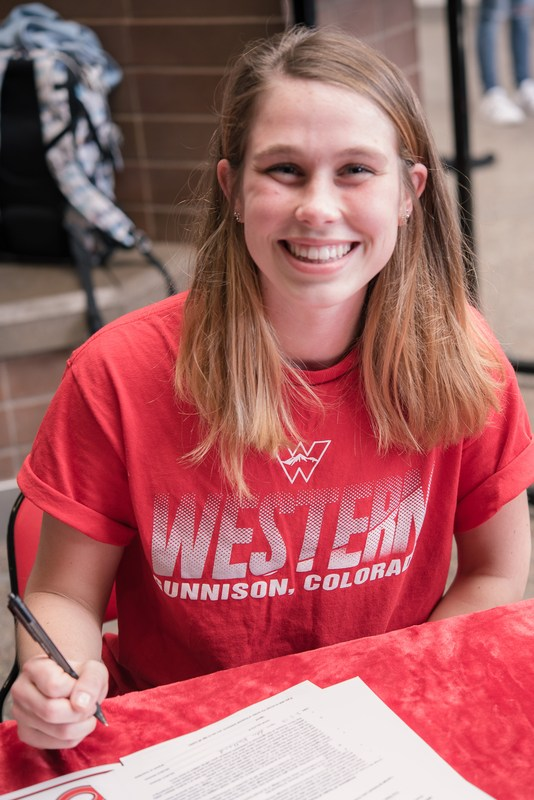 LELIE HOLLAND SIGNS LETTER OF INTENT Thumbnail Image