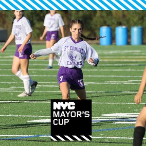 Mellace Named to Mayor's Cup Squad