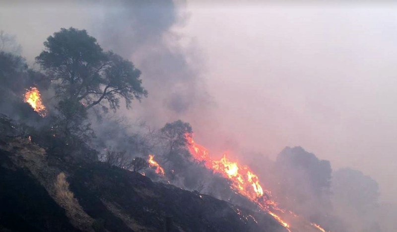 All UUSD Schools Closed Monday, Oct. 9 and Tuesday, Oct. 10 Because of Wildfires Thumbnail Image
