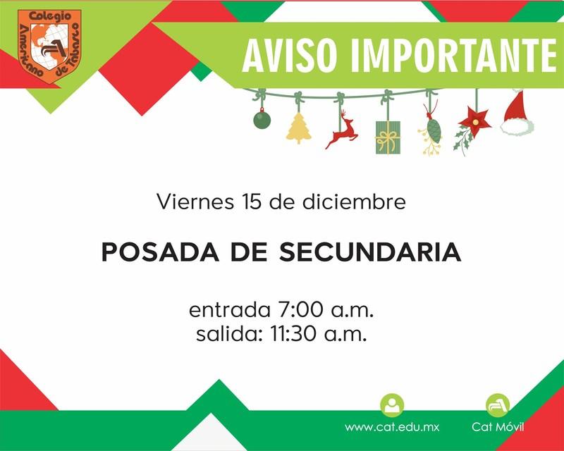 Posada Secundaria Featured Photo
