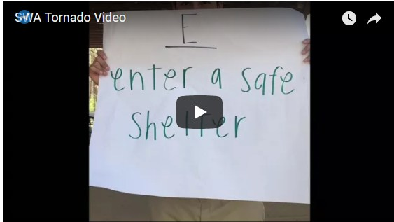 SWA Students Win Murfreesboro Earth Day Extreme Weather Video Contest Thumbnail Image