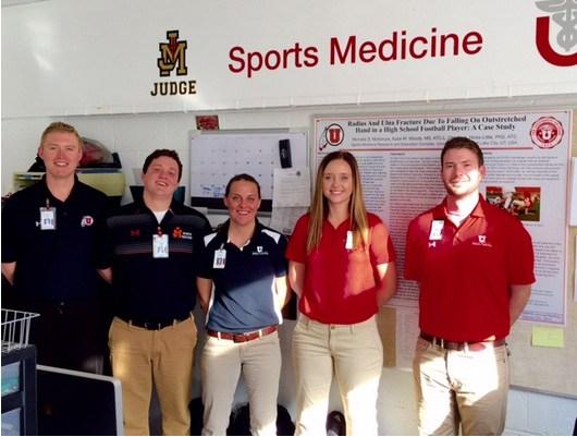 Sports Medicine Sports Medicine Judge Memorial Catholic High School