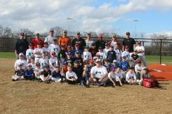 FRANKLIN PRO PLAYERS BASEBALL CAMP - CONDUCTED BY FORMER AND CURRENT PRO BASEBALL PLAYERS WILL BE SATURDAY 1/27/2018 Thumbnail Image