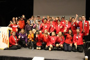 Students at SkillsUSA Regionals