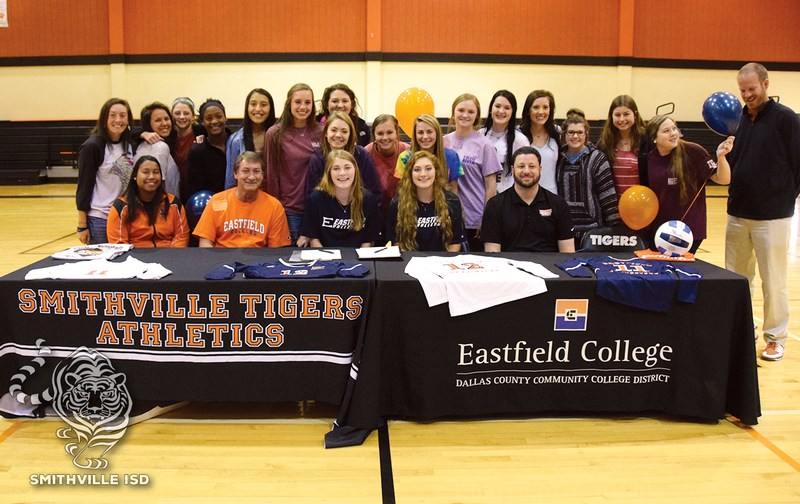 Turner Twins Sign with Eastfield College Thumbnail Image