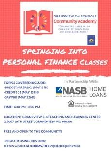free finance classes