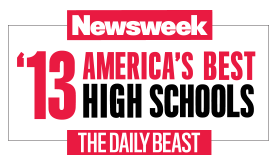 Newsweek Best High Schools logo