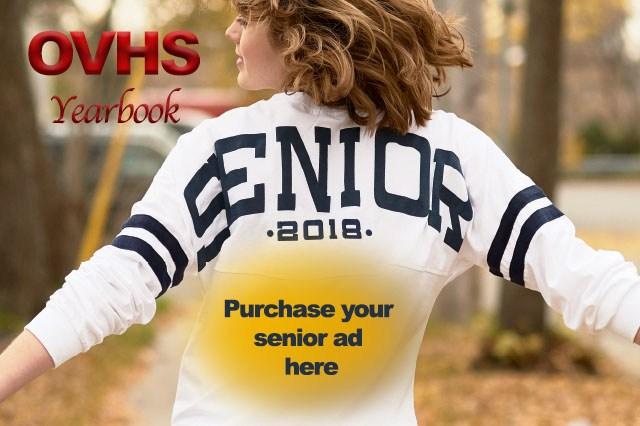 Back of Senior Sweater