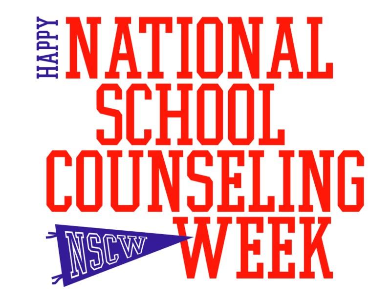 Celebrate National School Counselor Week! Thumbnail Image