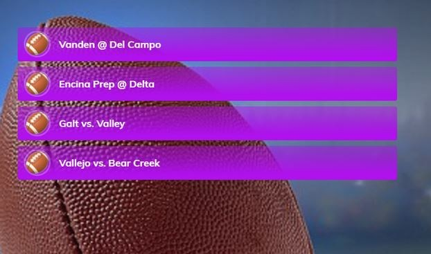 Vote for GHS vs Valley High on KCRA Thumbnail Image